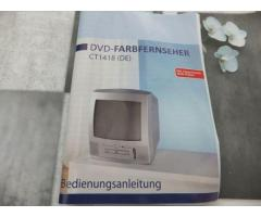 Fernsehgerät mit CD