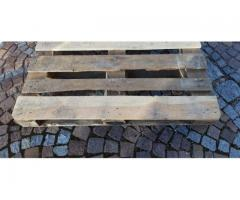 Euro Holz Palette Europalette Garten Bett deko kreativer Möbel Bau
