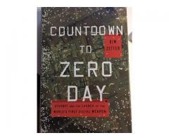 """""""Countdown To Zero Day"""" - Kim Zetter - Buch Neu & Unbenutzt:"""