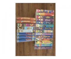 Disney VHS Filme