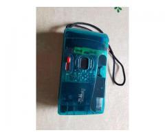 """Fotoapparat Modell """"hama ff 166"""" blau"""