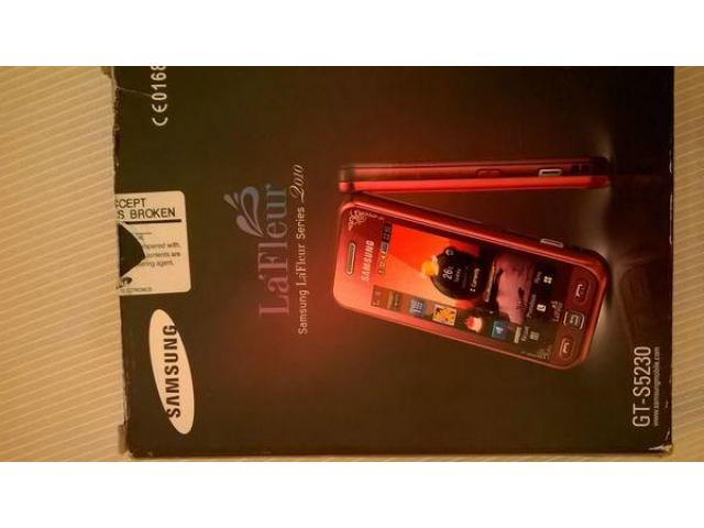 Mobiltelefon Samsung GT-S 5230