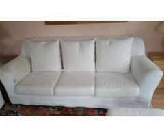 Couchgarnitur Selbstabholer! zu verschenken