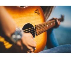 Gitarrenunterricht - Kostenlose Probestunde
