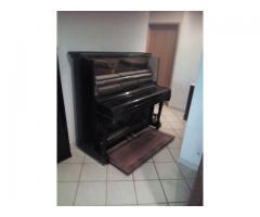 Klavier Rich. Lipp & Sohn Schwarz