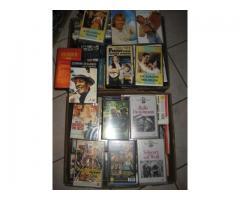 VHS Videofilme, Videos, Originale über 100 Stück
