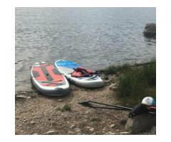 SUP Stand up Paddle Board Verleih und Verkauf