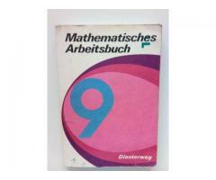 Mathematisches Arbeitsbuch f. das 9. Schuljahr Realschule