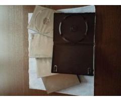 Leerhüllen für CD's & DVD's