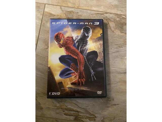DVD Spider Man