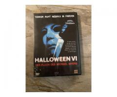 DVD Halloween 6