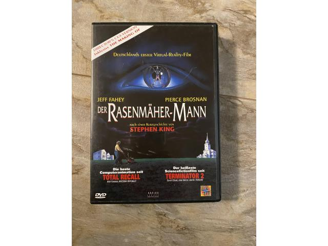 DVD Der Rasenmäher Mann Stephen King Film