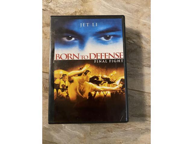 DVD Born To Defense