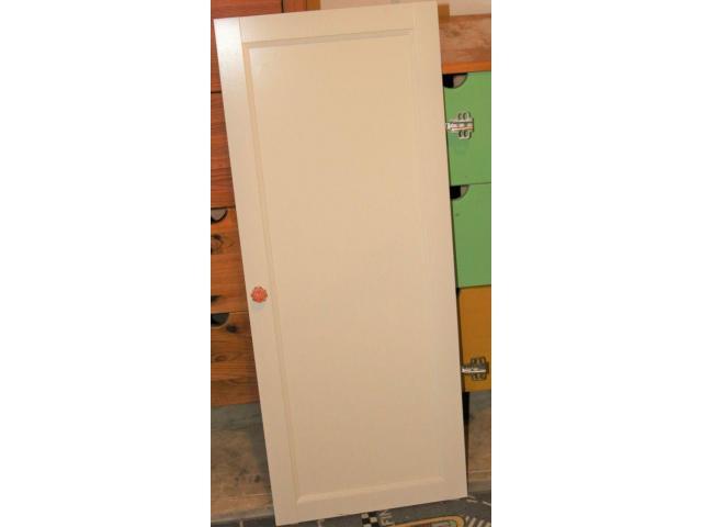 3 Türen für IKEA Billy Regale - weiß