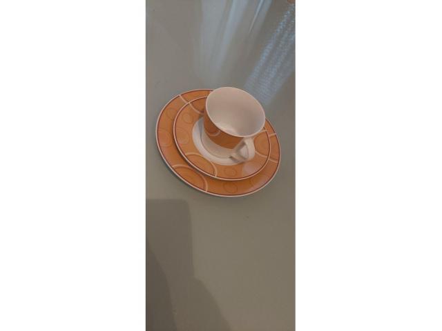 18tlg kaffee Geschirr
