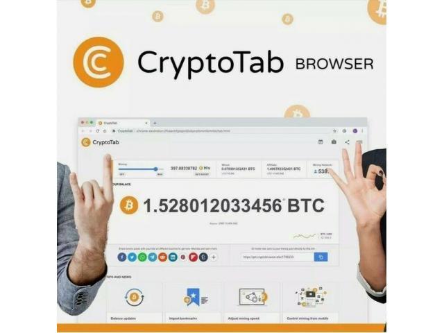 Crypto Browser Bitcoin Mining Download. Kein kauf nötig. zu verschenken